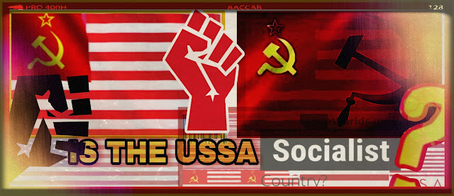 The U$A: Worlds most socialist country?