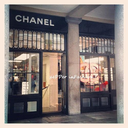 0c2c7de0d Se estiver em Londres, não deixe de visitar a pop-up store da Chanel  (aqui), em Covent Garden, uma beauty boutique aberta até dezembro [update em  fevereiro ...