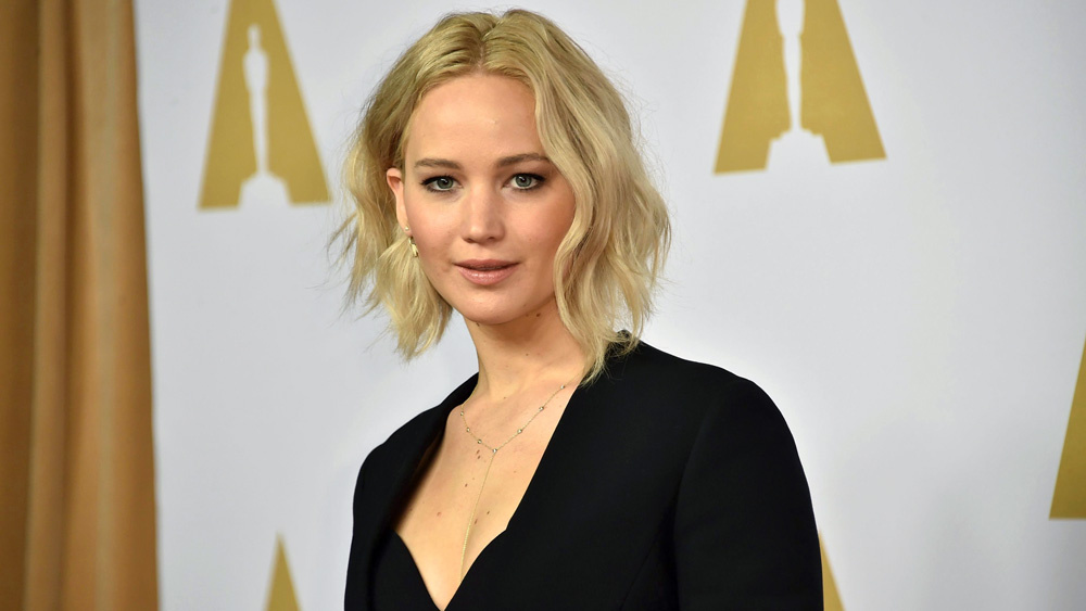 Jennifer Lawrence Hairstyle 2018
