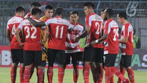 Prediksi Skor Madura United vs PSM Makassar 04 Juli 2019