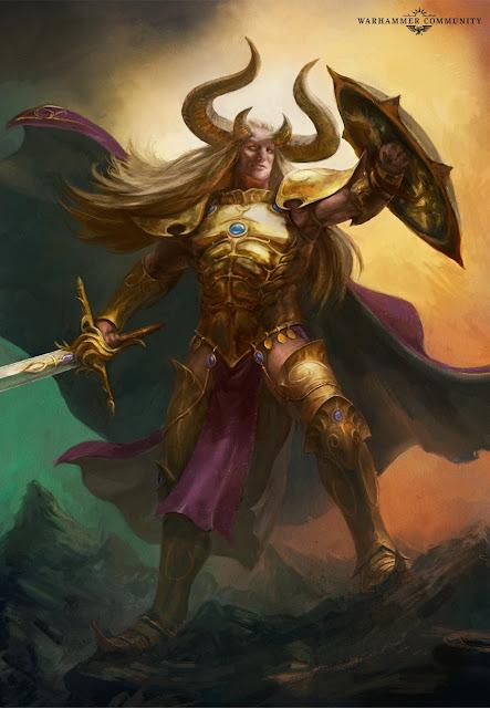 Sigvald el Magnífico Hedonitas de Slaanesh