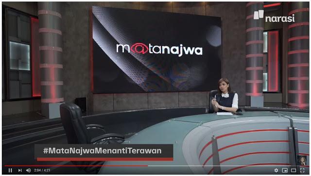 Sindir Menkes Terawan, Najwa Shihab ke Kursi Kosong: Siap Mundur Pak?