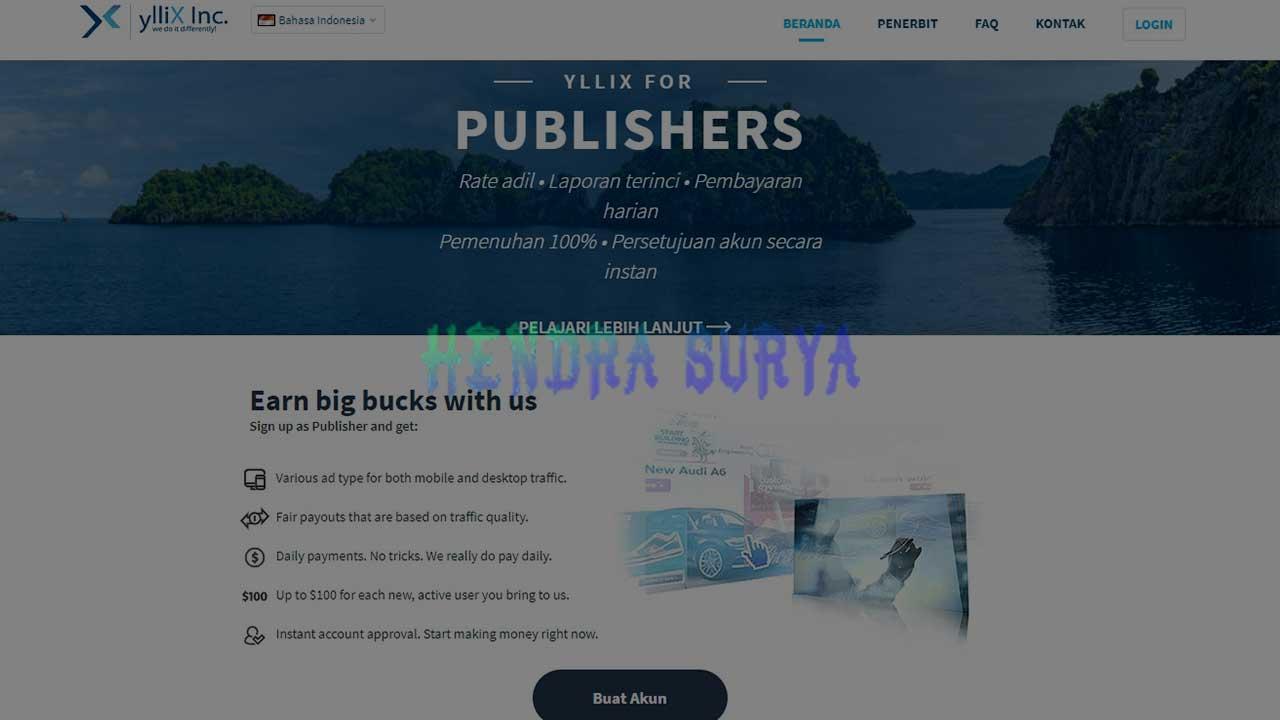 Solusi Mudah Menghasilkan Uang Dari Blog Dan Apps