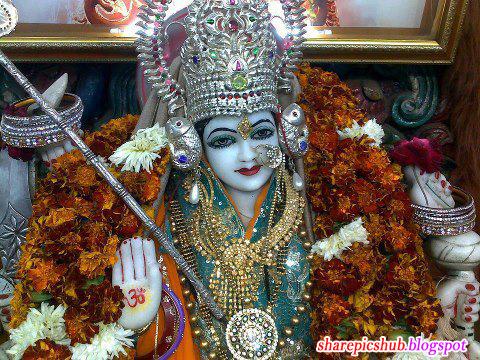 Maa Durga HD Pic | Pics of Maa Shera Wali | Share Pics Hub
