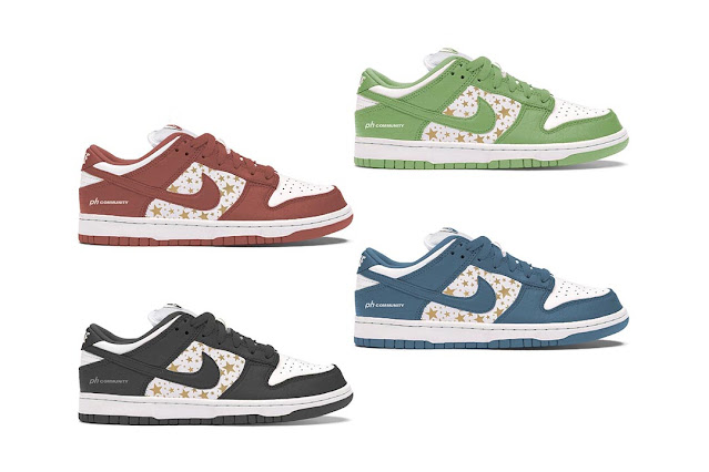 Upcoming Nike SB Dunk Low Collection Draws from Supreme Dunk High Collab