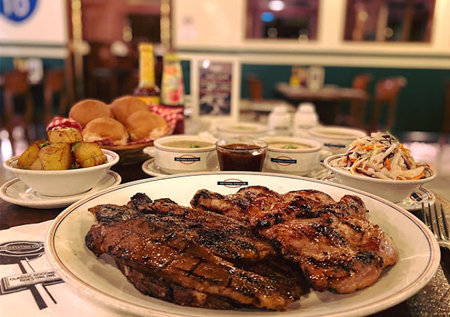 Best Western Foods You Can Try-On in KL & PJ, Best Western Food, Western Food Delivery, Western Food, Red Lobster, La Casa, Victoria Station, Coliseum Café, Maria Steakcafe, T.G.I. Friday's, Food