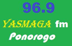 Radio streamingYasmaga FM 96.9 MHz Ponorogo