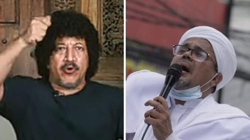 Habib Zein Assegaf: Rizieq Shihab Bukan Manusia Suci, Dia Menghina Tuhan Kaum Nasrani
