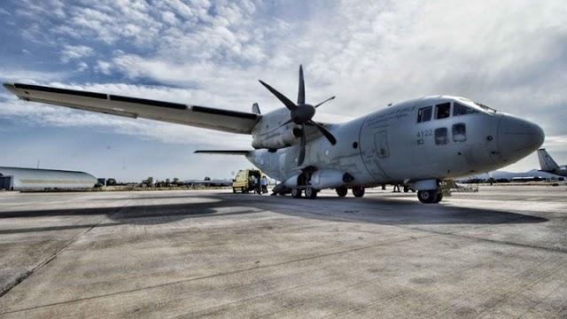 Ανάσα για την Πολεμική Αεροπορία τα 2 νέα ελικοφόρα αεροσκαφη του ΕΚΑΒ (ΦΩΤΟ - ΠΙΝΑΚΑΣ)