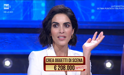 Rocío Morales i soliti ignoti 26 aprile
