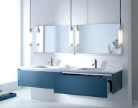 Contemporary vanity lighting ideas with hanging pendant lights