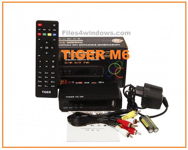 Tiger-M6-Receiver-Update-Software-Download