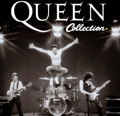 Download Kumpulan Lagu Queen Band Full Album Lengkap