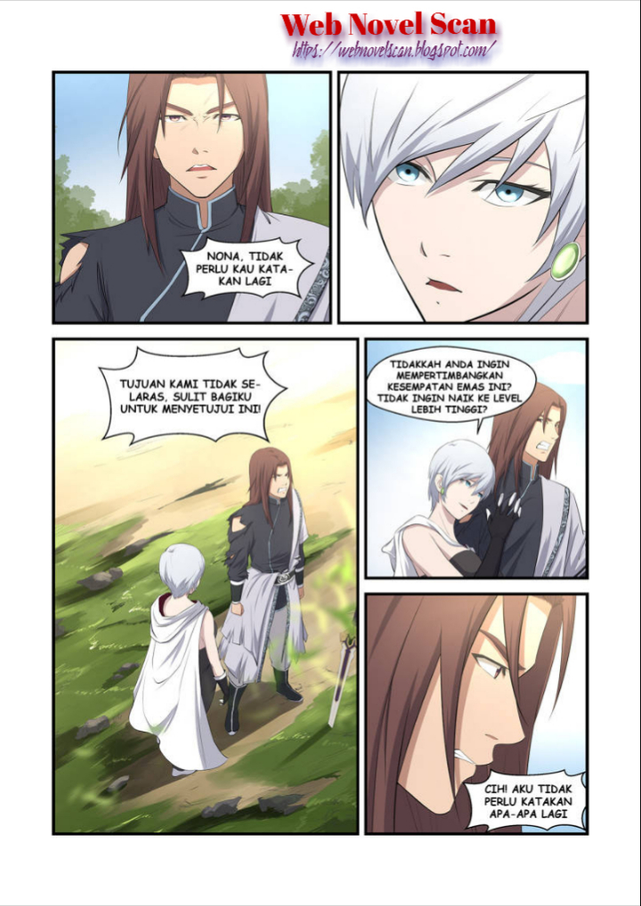 Heaven Defying Sword Bahasa Indonesia Chapter 02
