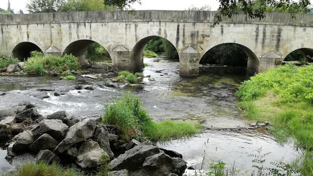 Ponte de Vila Fria com os 5 Arcos