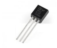 TMP36 - Leggere la temperatura con Arduino Uno.