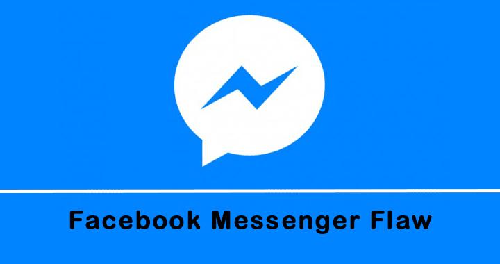 Facebook Messenger Bug