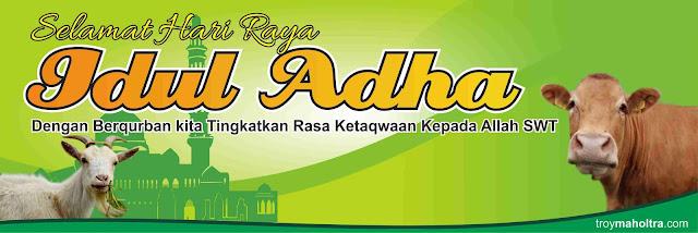 Baner Idul Adha