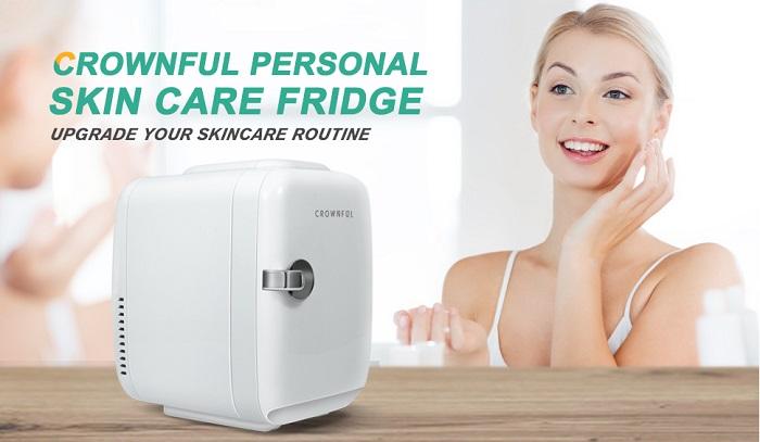 CROWNFUL – Multifunctional Personal Skin Care Fridge