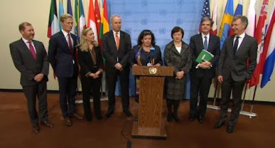 """Совет Безопасности ООН осудил намерения России провести """"выборы"""" на Донбассе"""