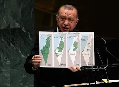 Rajab Tayyab Erdogan, Palaestin, Israel, filisteen, masjid e aqsa, baitul mukaddas