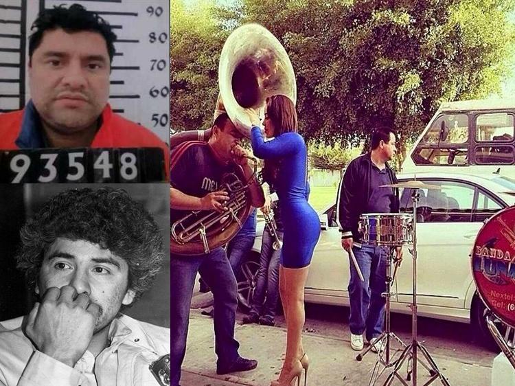 """Caro Quintero, """"El Azulito"""" y """"Don Neto"""" ; los otros narcofiesteros"""