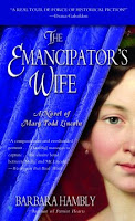historical fiction Emancipator's Wife Barbara Hambly