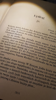 """""""Rubinowe czułenka"""" Joanne Harris"""