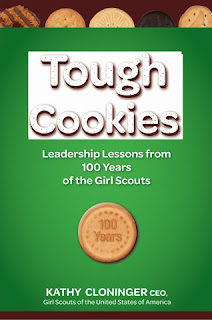 Book Spotlight:  Girl Scouts history book --'Tough Cookies' celebrates 100 years of Girls Scouts