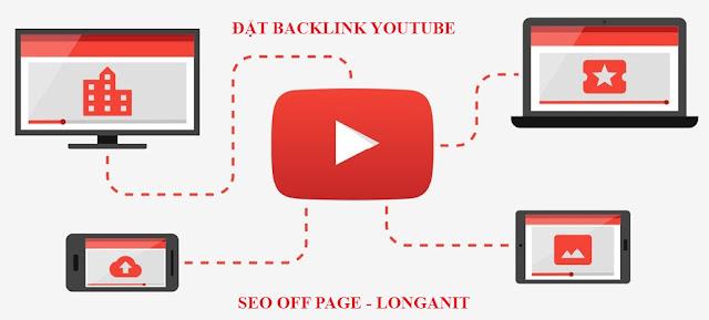 Hướng dẫn đặt Backlink trên Youtube cực kỳ chất lượng