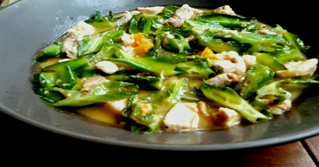 Ginisang Sigarilyas (Sauteed Winged Beans) Recipe