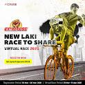 ExtraJoss New Laki Race To Share • 2021