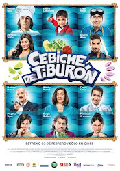 Cebiche de Tiburón Poster