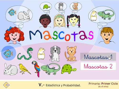 Mascotas. Estadística