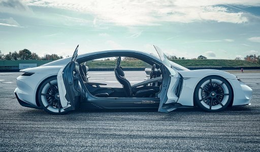 2019 Porsche Taycan Release Date Australia