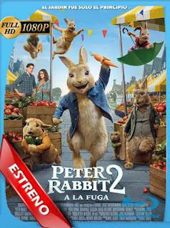 Peter Rabbit 2: Conejo en fuga (2021) BRRip [1080p] Latino [GoogleDrive] PGD