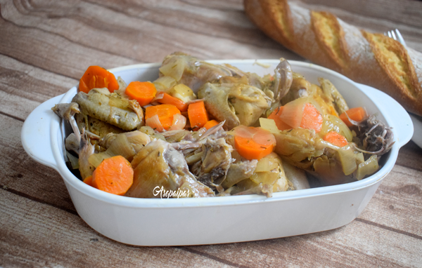 Perdices en Escabeche. Vídeo Receta