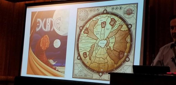 Sneak Peak at Dune Board Game Reprint Board Game News