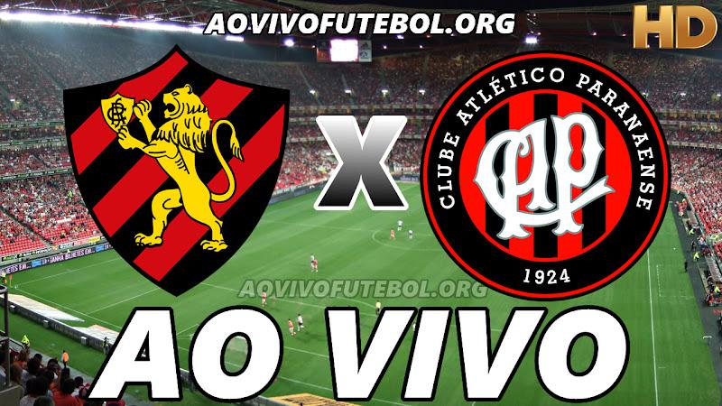 Sport x Atlético Paranaense Ao Vivo HD TV PFC