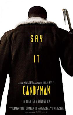 Candyman 2021 DVD BD NTSC Latino