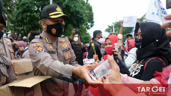 Pertemuan Kapolda JATENG dan BEM Se-Jateng Sepakati Demo Damai