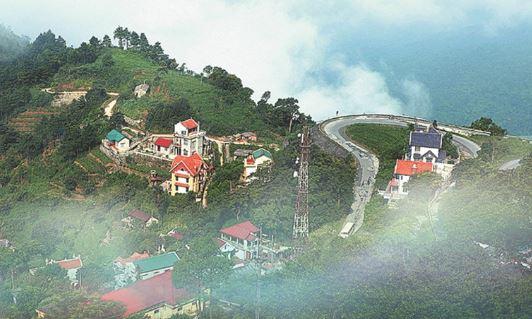 Experience of Tam Dao tourism