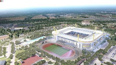 PES 2020 Stadium Signal Iduna Park by Jostike Games