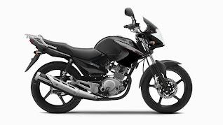 Yamaha YBR 125 2014 - 2015  models