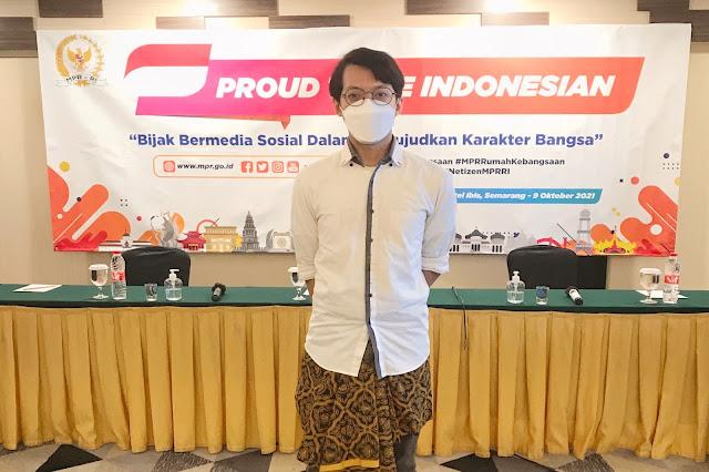 Aku Bangga Jadi Orang Indonesia! #NetizenMPRRI