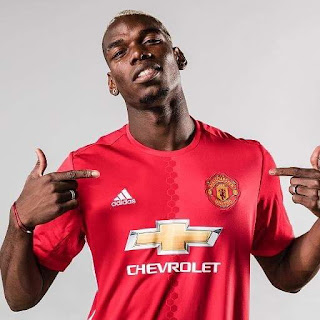 paul pogba in manchester united