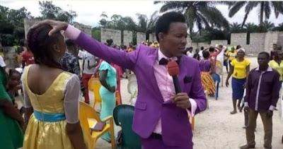 Popular Pastor Nabbed After He Drugged Holy Communion, Impregnated Choir Member