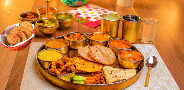 Rajasthani Food - YatraWorld