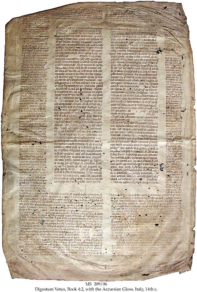 Ancient roman laws