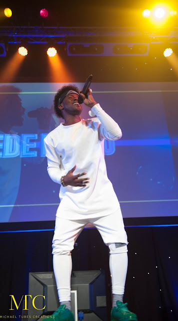 Korede Bello in London Mayday Afrobeats 2016